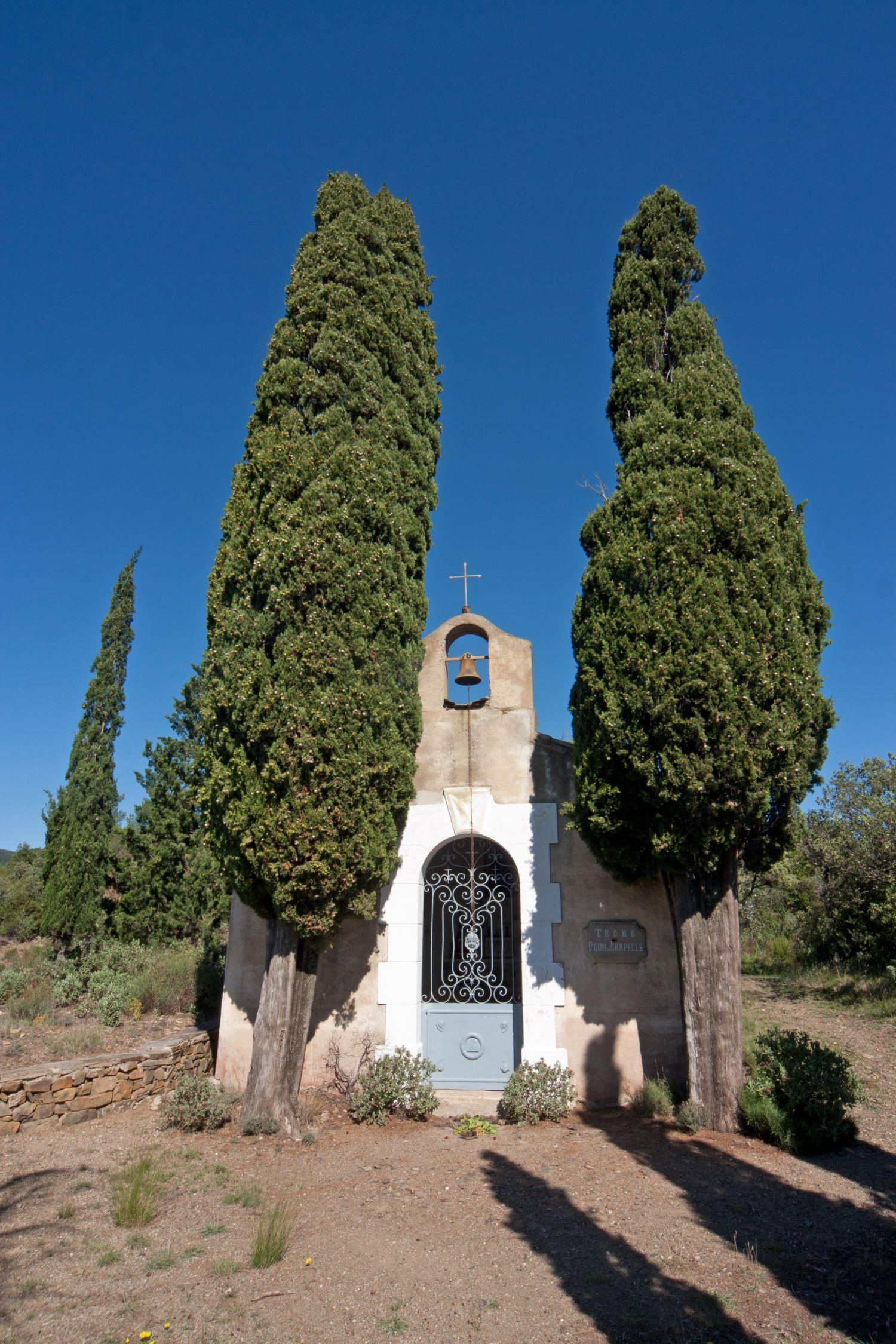 la chapelle Sainte-Suzanne