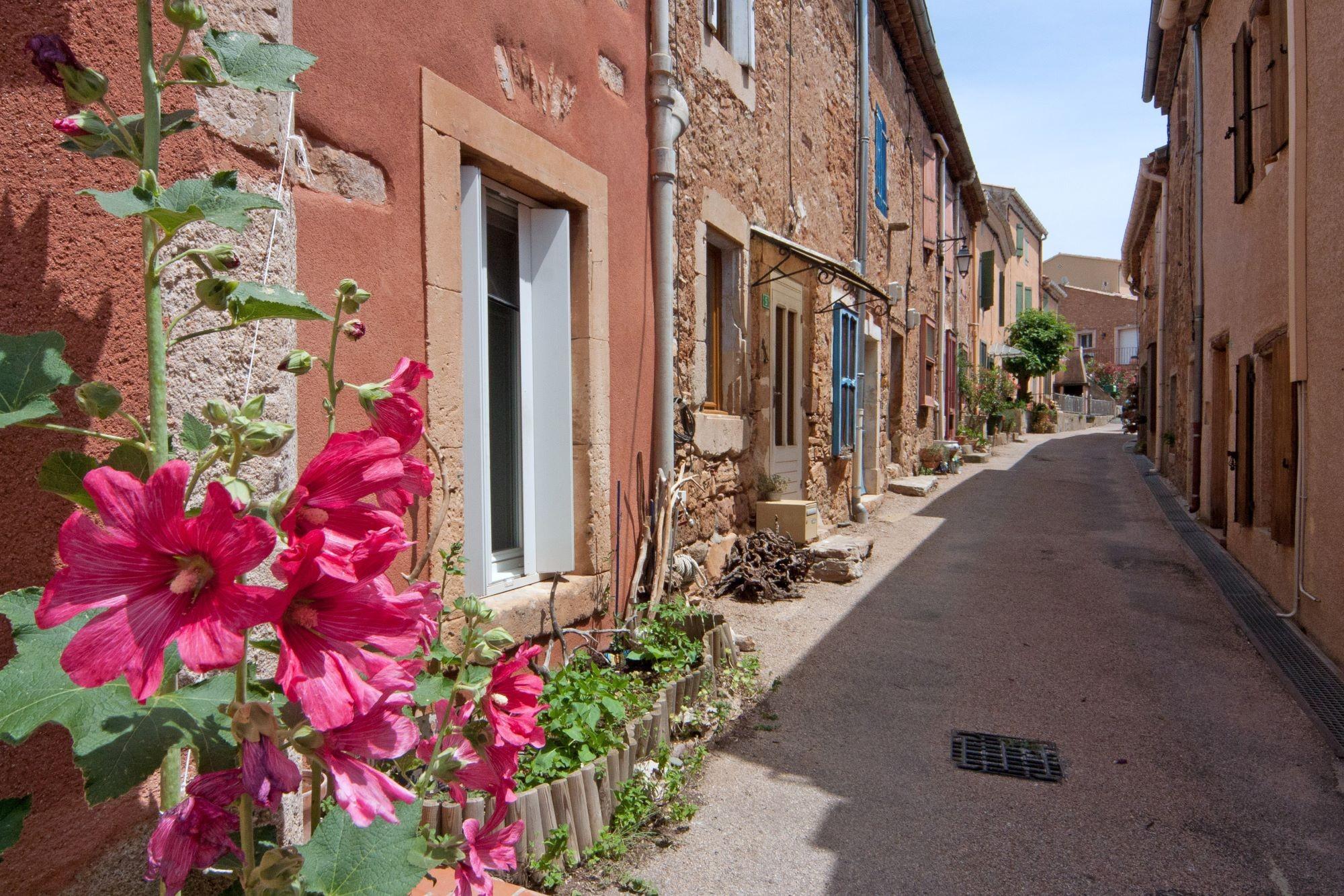 Rue des fleurs